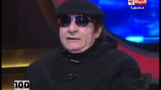 فيديو.. الفنان محيي إسماعيل: تنبأت بالثورة منذ 10 سنوات