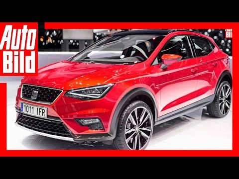 zukunftsaussicht seat arona 2017 seat 39 s mikro suv youtube. Black Bedroom Furniture Sets. Home Design Ideas