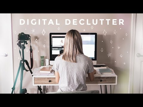 Get Your Life Together: Digital Declutter Challenge 📲