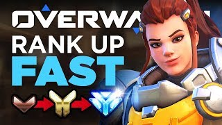 Top 5 Last Minute RANK UP Tips - Overwatch End Of Season Guide