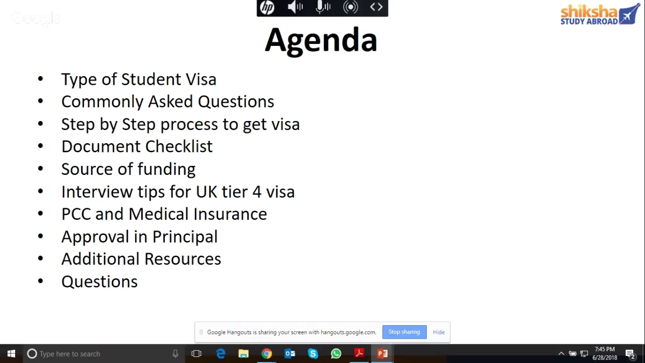 UK Student Visa - Requirements, Fees, Application Process for Indian