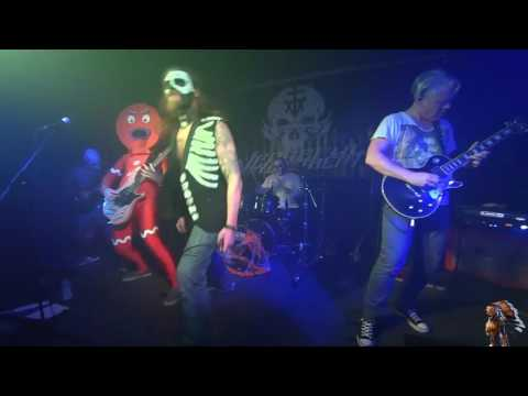 Scattering Ashes live at Arches Venue Coventry on 30th October 2016