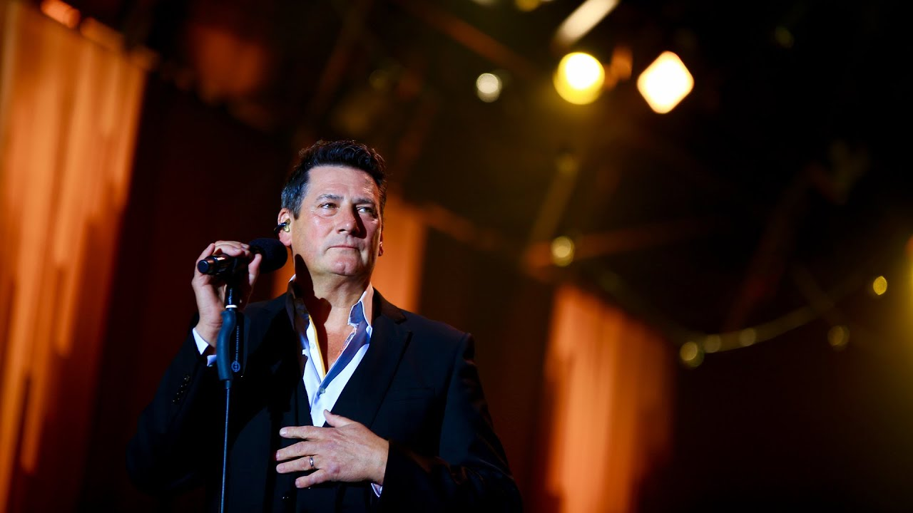 Tony Hadley - Gold (Proms in the Park 2016)