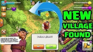 NEW VILLAGE FOUND??INTRODUCING 3rd VILLAGE IN CLASH OF CLANS |Update leaked 2017