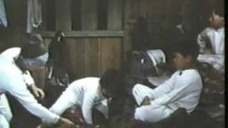 Kung-Fu Kids (Japanese dubbed version) The brothers study after the...
