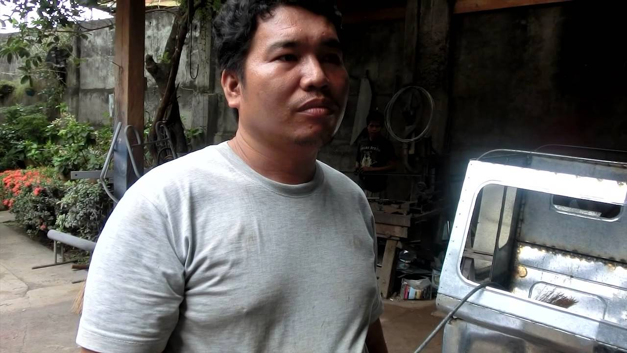 How Philippine tricycles are made!