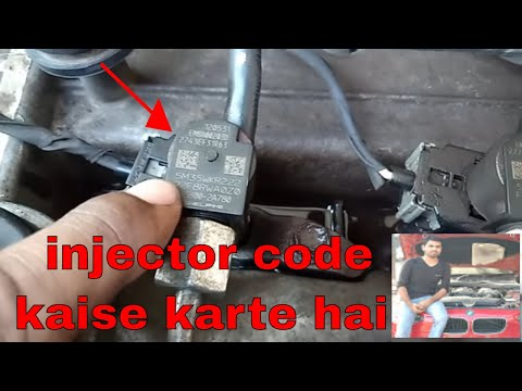 i20 black smoke injector Delphi fitting injector coding full video re-uploaded