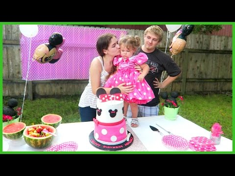 Abigail's 2nd Birthday Party!