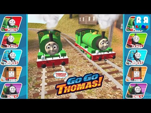 Thomas & Friends: Go Go Thomas! - Percy vs Percy ? | Vs Mode