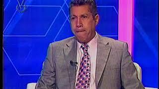 Entrevista Venevisión: Henri Falcón, presidente de Avanzada Progresista