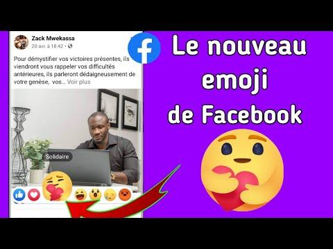 Comment Avoir Le Nouveau Emoji De Facebook Youtube