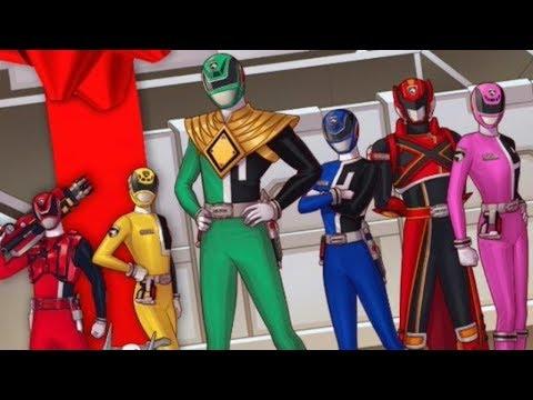 Tokusou Sentai Dekaranger Episode Previews - YouTube