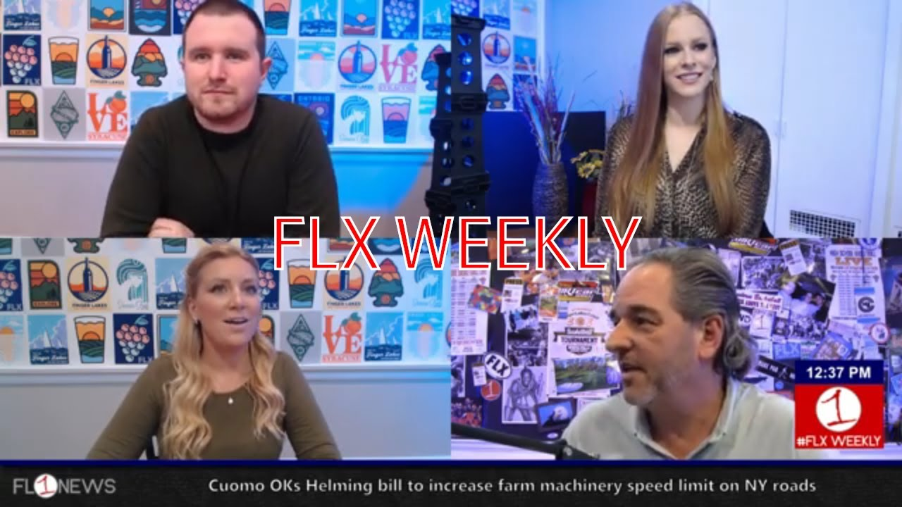 FLX WEEKLY: Out with 2018, in with the New Year (podcast)
