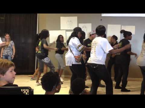 Donovin Darius Life Camp: Dance Showcase