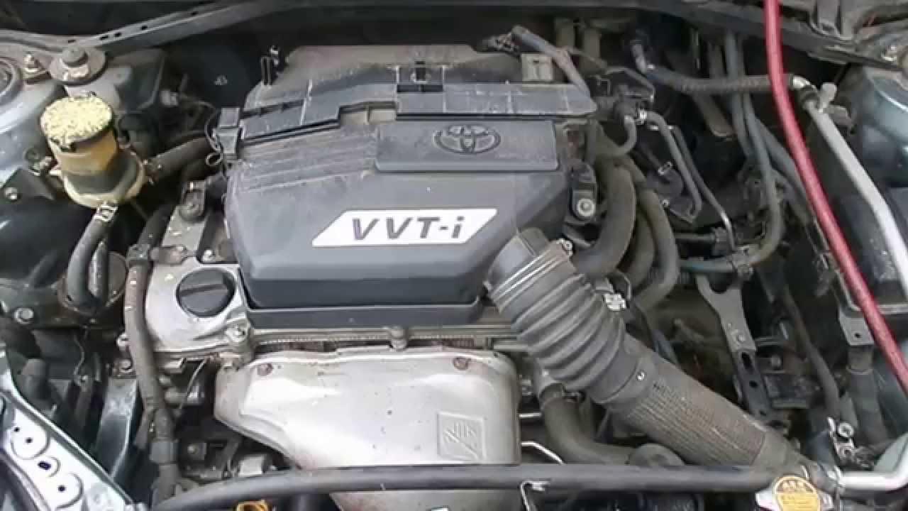 WRECKING 2004 TOYOTA RAV4 ENGINE 24, AUTOMATIC (C15026