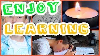 УДОВОЛЬСТВИЕ ОТ УЧЁБЫ / Enjoy Learning! :)