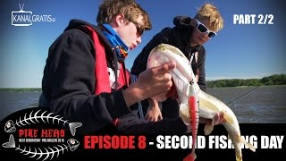 PIKE HERO 2016 - EPISODE 8 - Second Fishing Day (English, French, German and Dutch Subtitles)