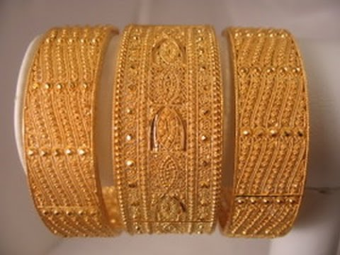 Gold Bangle Made In Pakistan Lahore Abbas Liaqat Ali Jewellers