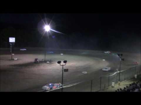 Butler Motor Speedway Street Stock Feature 6/24/17