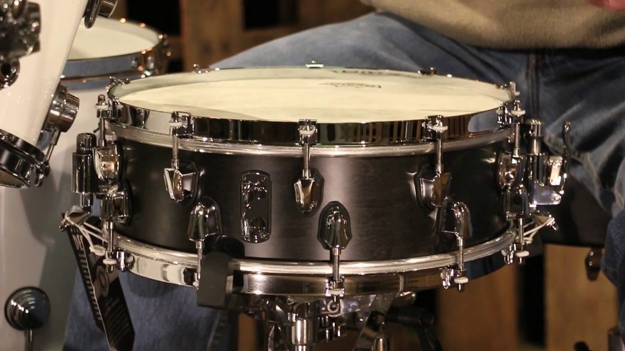 Mapex Black Panther Design Lab Equinox Snare Drum Youtube