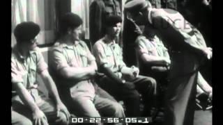 Aeroporto militare di Elvère: tornano i reparti dei paracadutisti belgi impegnati in Congo ..