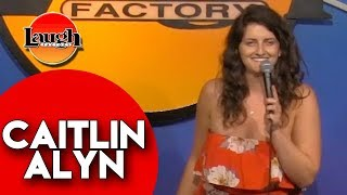 Caitlin Alyn | Benefits of Dating Older Men | Laugh Factory Stand Up Comedy