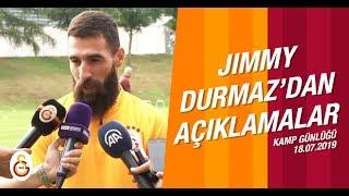 Jimmy Durmaz'dan Açıklamalar - Galatasaray