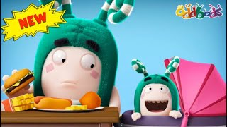 Oddbods | NEW | FANCY TAKE OUT | Funny Cartoons For Kids