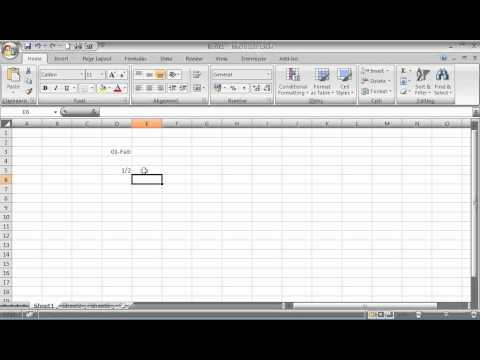 entering-fractions-in-microsoft-excel