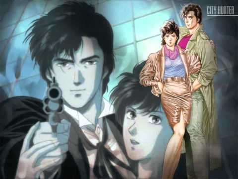 canzone city hunter