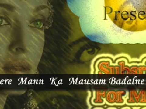 Mere Mann Ka Mausam Badalne Laga Hai    Kumar Sanu and Alka