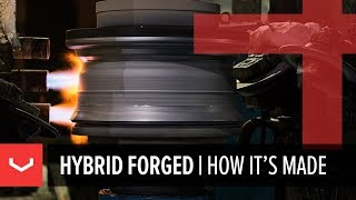 Vossen Hybrid Forged HF-1 Wheel   How It's Made