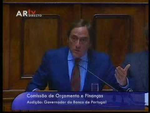 Paulo Portas acusa Constâncio de fracassar