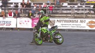 2 Место Паулиус Лабанаускас Interio Stunt Cup 2016720P HD