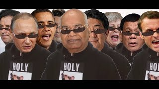PewDiePie - Bitch Lasagna (Cover by World Leaders)