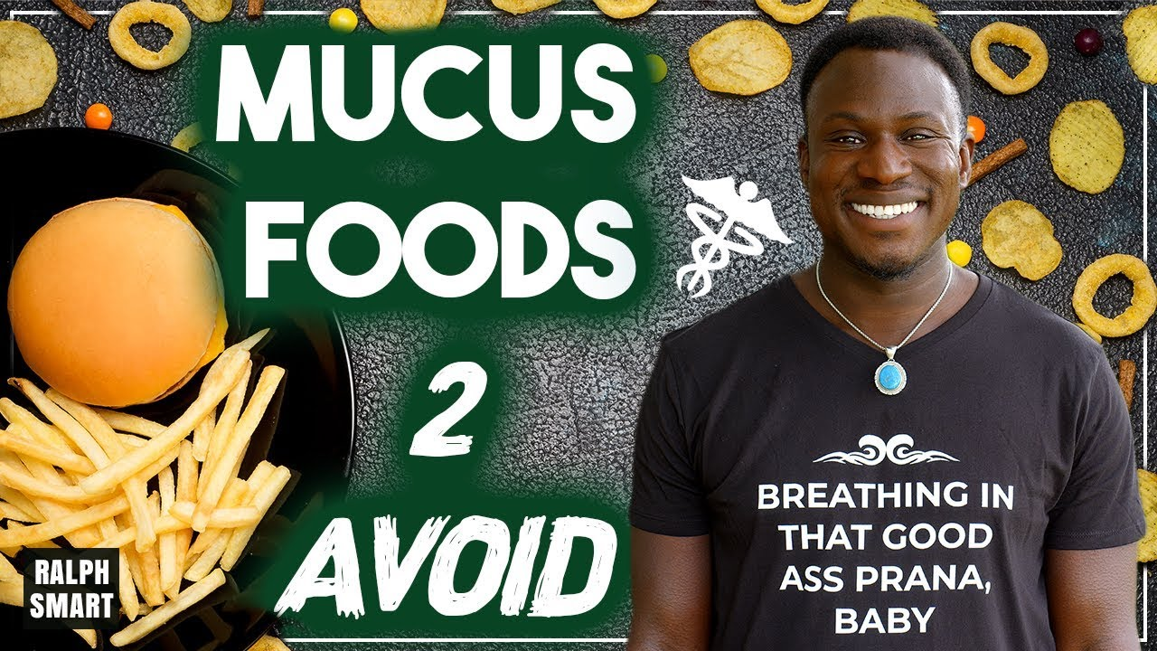 Ralph Smart Diet - 7 Acid Foods To Avoid That Will Bring Inflammation And Mucus To Your Body