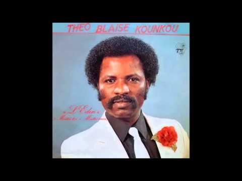 THÉO BLAISE KOUNKOU (L'Eden - Moitié Toi + Moitié Moi - 1982) B01- Bibelo