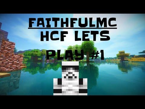 FaithfulMC   Speeds HCF Lets Play #1 (With Leox1Ev0)