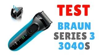 Braun Series 3 3040s : Mon Test et Avis - Rasoir électrique
