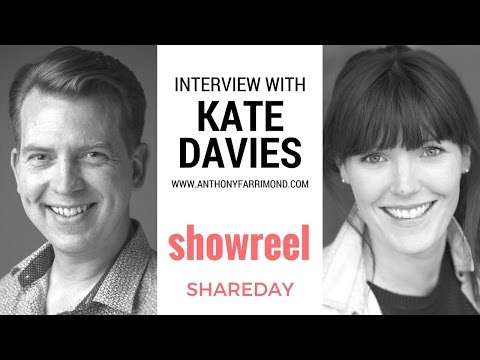 Our interview with Kate Davies about Showreel Share Day