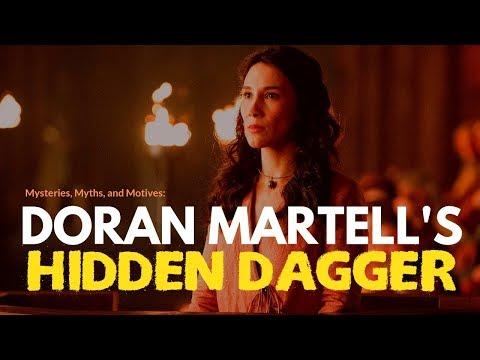 Game of Thrones/ASOIAF Theories | Doran Martell | The Hidden Dagger