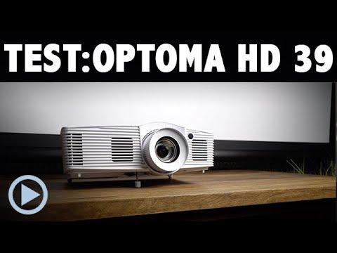 Klein, hell, scharf.... im Test: Optoma HD 39 darbee