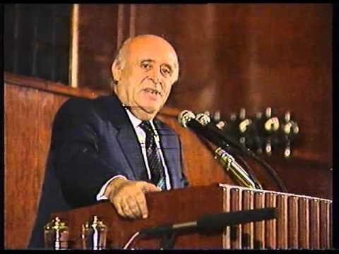 1987 TBMM Bütçe Görüşmeleri - Süleyman Demirel
