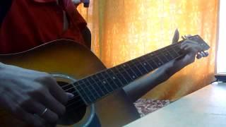 Hướng dẫn Guitar cho người mới tập chơi || CÔ ĐƠN GIỮA CUỘC TÌNH - Hồ Ngọc Hà || Cover by T5Q