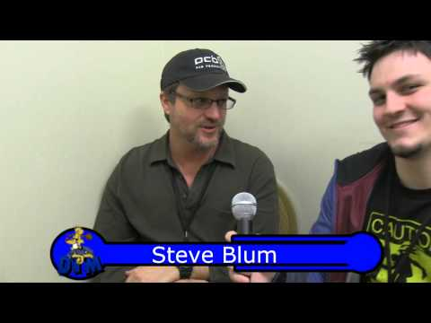 Dogtoon Media Interview with Steve Blum