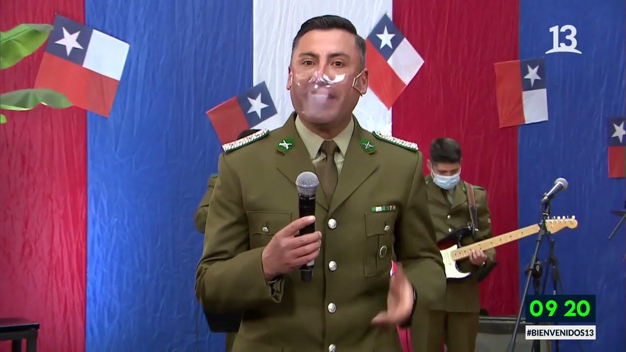 Al ritmo de la Nueva Ola y Luis Miguel con el Orfeón de Carabineros. Bienvenidos, 2021.