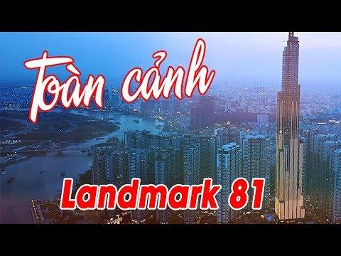 Toàn cảnh Khai trương Vincom Center Landmark 81 [Flycam]