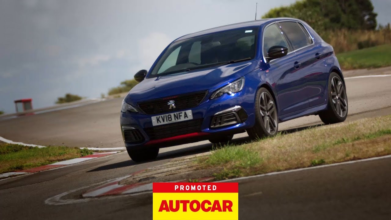 Promoted: The PEUGEOT 308 GTi by PEUGEOT Sport   Autocar