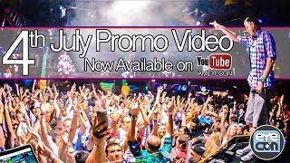July 4th Promo Video - Myrtle Beach, SC - Eyecon