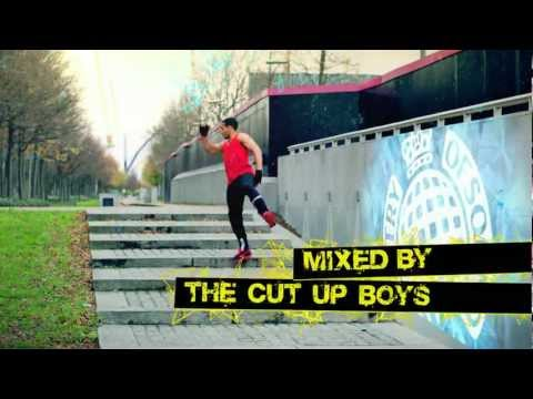 Running Trax Mash Up TV Ad (Ministry of Sound UK) (Out Now) #RunningTrax